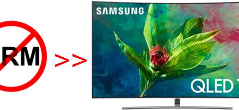 DRM M4V to Samsung TV Converter - Watch DRM M4V on Samsung TV via USB