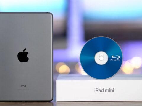 Blu-ray to iPad mini | Watch Blu-ray movies on iPad mini