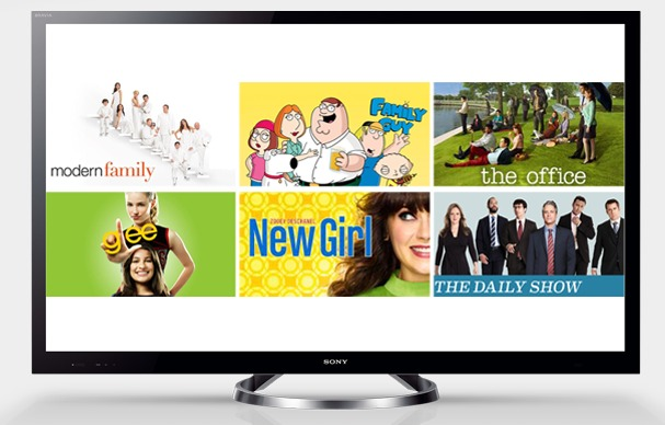 Play Amazon Instant Video movies on TV via USB