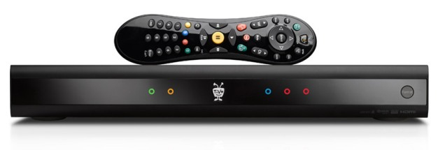 Play TiVo videos on TV via USB