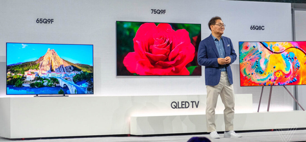 Watch 4K Blu-ray on Samsung 4K QLED TV via USB drive