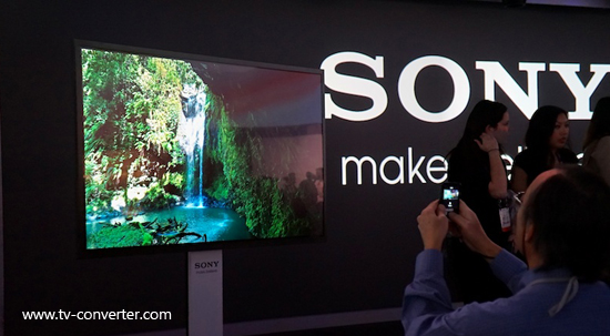 Play H 265/HEVC movies on Sony 4K OLED TV and LED TV